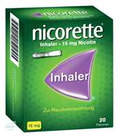 Nicorette Inhaler 15 mg