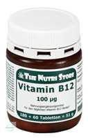 Vitamin B12 100 µg Tabletten