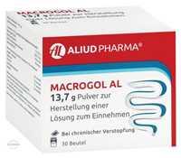 Macrogol AL Pulver zur Herstellung einer Lösung zum Einnehmen Beutel