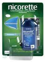 Nicorette 2 mg Freshmint Lutschtabletten