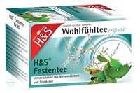 H&S Wohlfühltee Ergovit Fastentee Nr 90 Filterbeutel
